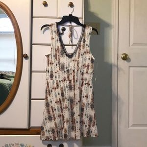 Cute summer dress by Three Pink Hearts!